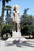 Colossus of Ramses II, Egypt — Stock Photo