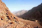 Mount Moses, Sinai — Stock Photo