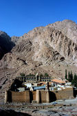 St. Catherine Monastery, Sinai — Stock Photo