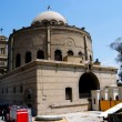 Hanging Coptic church in Cairo — Photo