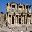 Ancient Celsius library in Efes — Photo