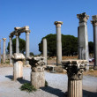 antike Tempel in ephesus — Stockfoto