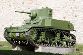 Tank, WW2 — Stock Photo