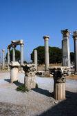 Antika templet i efesos — Stockfoto