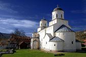 Monastery Mileseva — Stock Photo