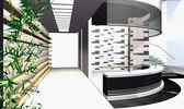 3D render — Stock Photo