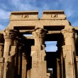 Temple of pharaoh Sobek in Kom Ombo — Stock Photo #2333127