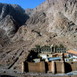 Stock Photo: St. Catherine Monastery, Sinai