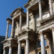 Foto de Stock  : Ancient Celsius library in Efes