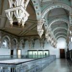Interior of Bardo museum in Tunis — Stock Photo #2334285