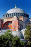 Hagia Sofia in Istanbul — Stock Photo