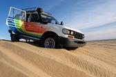 Dune ride — Stock Photo