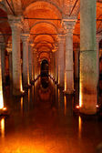 Yerebatan Saray cistern — Stock Photo