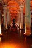 Yerebatan Saray cistern — Stock Photo