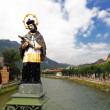 Royalty-Free Stock Photo: Jesus statue in Bad Ischl