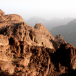 Mount Moses, Sinai — Stock Photo