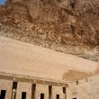 Stock Photo: Tomb of Queen Hatshepsut