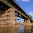 Bridge under work — Stock Photo #2362046