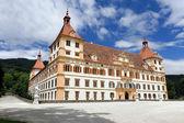 Castelo de eggenberg em graz — Fotografia Stock