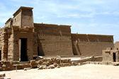 Ptolemaios tempel på ön philae — Stockfoto