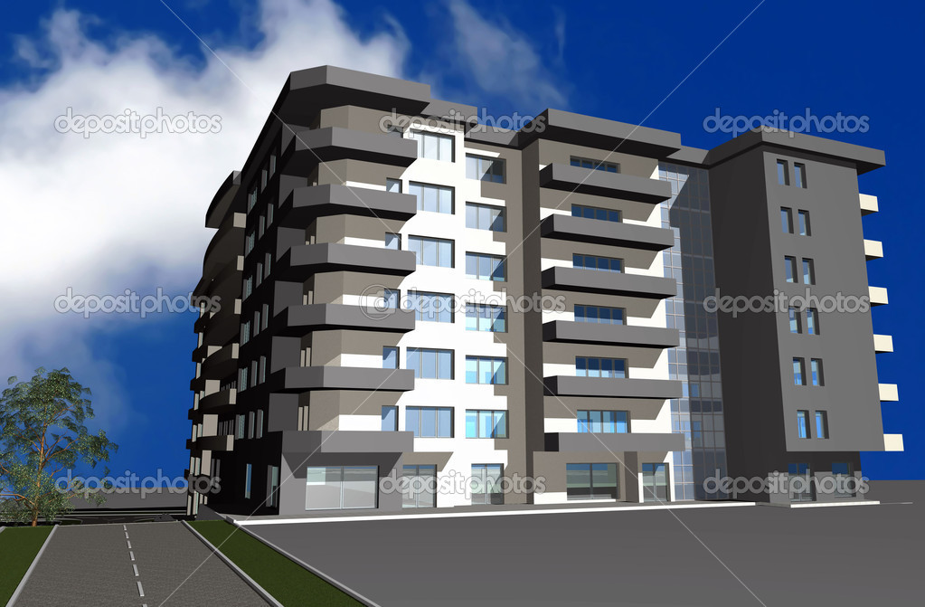 Contemporary residential buildings in nigeria photos joy for Contemporary residential buildings
