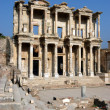 Ancient temple in Ephesus — 图库照片