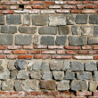 Roman wall — Stock Photo