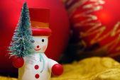 New year / christmas background — Stock Photo