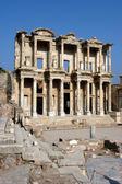 Ancient temple in Ephesus — Foto Stock