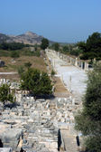 Ancient temple in Ephesus — Photo