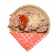 Stock Photo: Austrisandwich from Styria