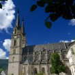 Monastery Admont — Stock Photo #2501478