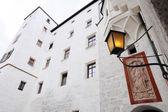 Salzburg fortress — Stock Photo