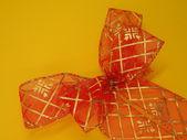 Red ribbon — Stock fotografie