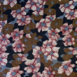 Floral fabric — Stock Photo #2549275