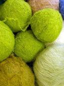 Threads balls — Stock Photo