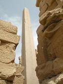 Tempio di karnak — Foto Stock