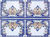 Seamless building tile — Stock Photo