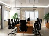 Modern Office boardroom — Stock Photo