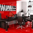 Red office — Stock Photo #2213980