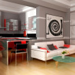 Modern interior — Stock Photo #2219467