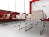 School audience — Stock Photo