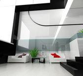 Salon blanc — Photo