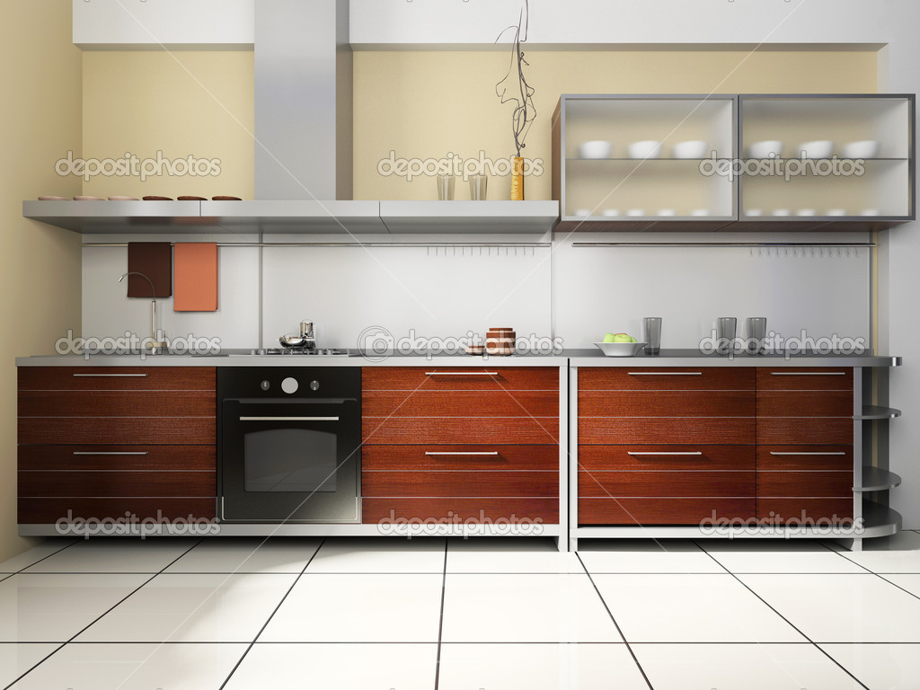 Kitchen set stock photo kash76 2212416 for Kitchen set photo