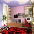 Children's room — Foto Stock