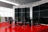 Moderna interiör rum för möten — Stockfoto