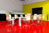 Modern interior room for meetings — Stock Photo