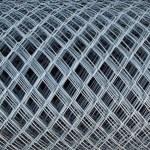 Rolka ogrodzeniem z drutu — Zdjęcie stockowe