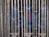 On a loom — Stock Photo