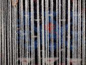 On a loom — Stock Photo